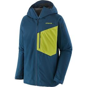 Patagonia Snowdrifter Jacket Men crater blue